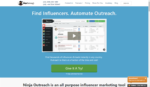 ninjaoutreach.com 2016-08-19 11-18-20 Ninja Outreach - Influencer and Blogger Outreach Software CRM.png